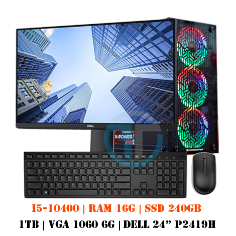 PC Workstation Core i5 10400